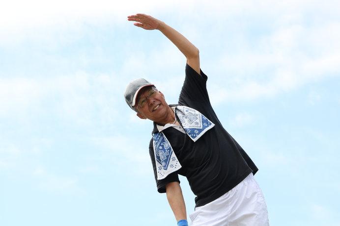 画像: ラジオ体操は全身を使うのでバランスよく鍛えられます