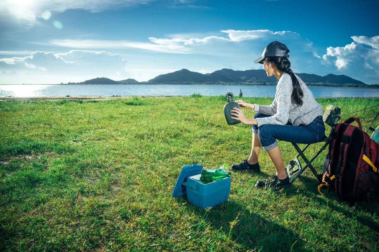 画像: ソロキャンプでのキャンプ飯作りのポイント 一人飯の基本、時短・簡単・手軽で調理する工夫をしよう