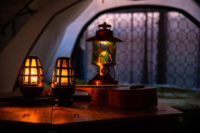 画像: ライター推薦! おうちキャンプを盛り上げるオシャレなLEDランタン5選 - ハピキャン(HAPPY CAMPER)