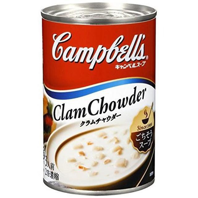 画像1: 【レシピ4選】キャンベルのクラムチャウダー缶!キャンプ飯やおうち料理におすすめ!