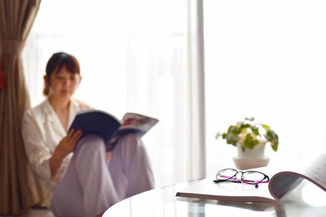画像1: アウトドアブランドのウェアは着ごこちが良く、部屋着として大活躍!