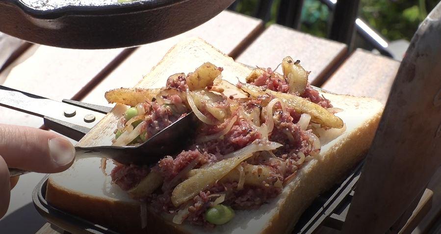 画像7: 【缶詰でホットサンド】お家で手軽に出来る!ホットサンドレシピ3選(パート2)