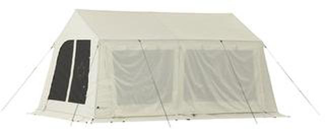 画像: 【注目リリース】LOGOS(ロゴス)往年の人気テントをコテージタイプ「グランベーシック リバイバルコテージ L-BJ」にて復刻!