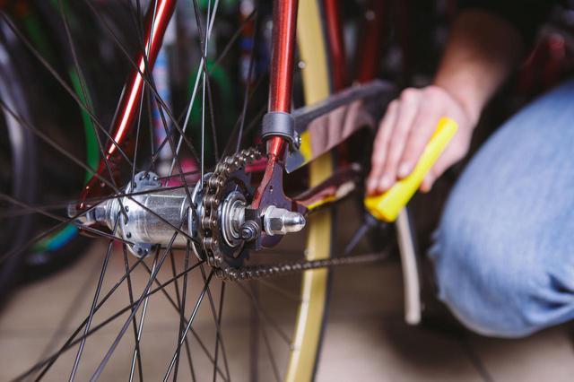 画像: 【初心者必見】クロスバイクのメンテナンスを大公開 チェーンの洗浄など基礎から解説 - ハピキャン(HAPPY CAMPER)
