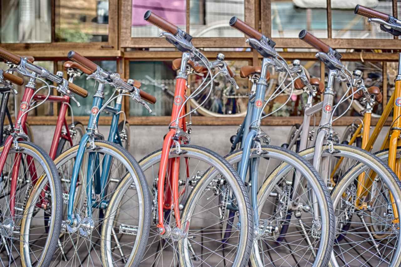 画像: カスタマイズ②「自転車用スタンド取り付け」で街乗りも心配なし! 機能性やデザイン性で選択