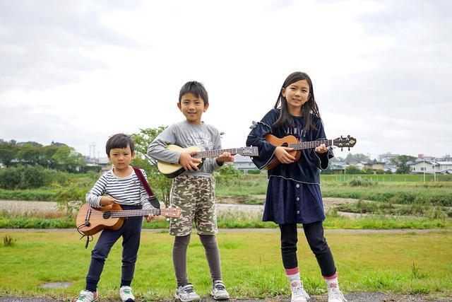 画像: 小さい楽器なので子どもでも始めやすい