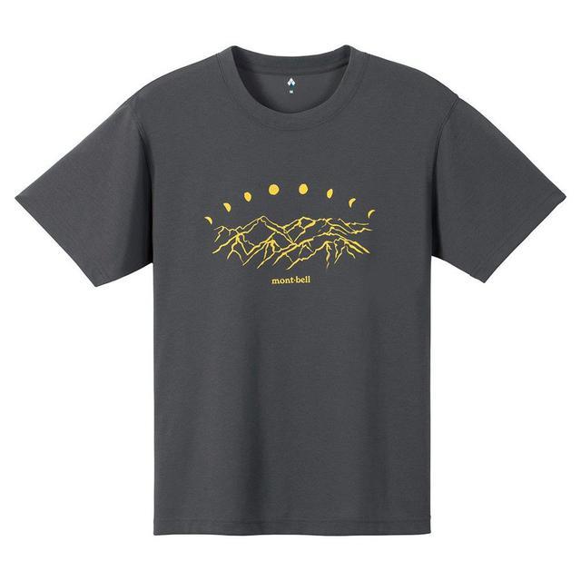 画像4: 【レディース】ルームウェアにもおすすめアウトドアブランド5選!チャムス、モンベルなどのTシャツ