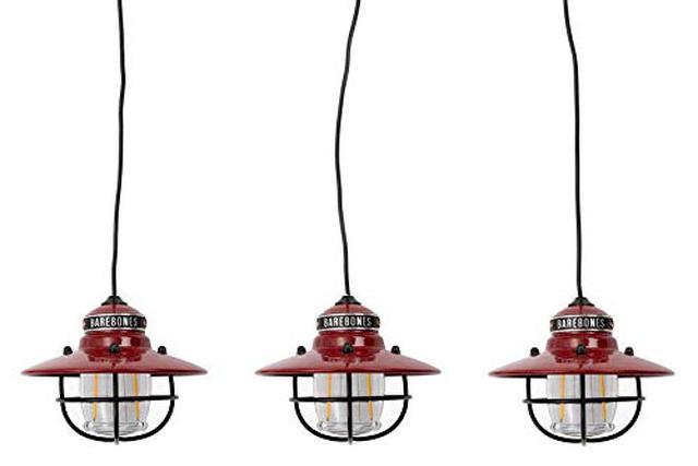 画像4: 【注目リリース】人気の「BAREBONES(ベアボーンズ)」のランタン風ライトを紹介!