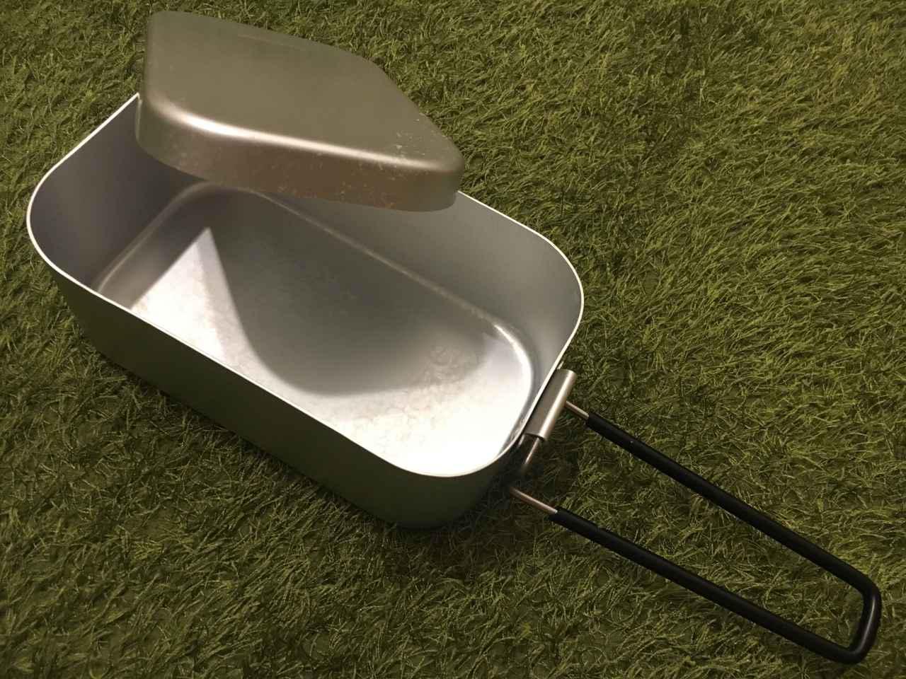 画像: 【ソロキャンプにおすすめ】アルミ製飯盒メスティン 炊飯のコツと簡単キャンプ飯3選 - ハピキャン(HAPPY CAMPER)