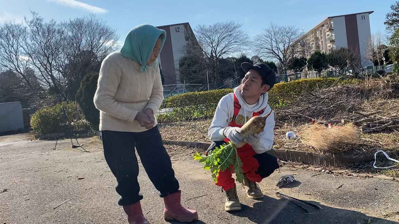 画像: 【キャンプ場をDIY】草刈&伐採作業が完了!タケトのキャンプ場 初の訪問者はお婆ちゃん【#3】 - ハピキャン(HAPPY CAMPER)