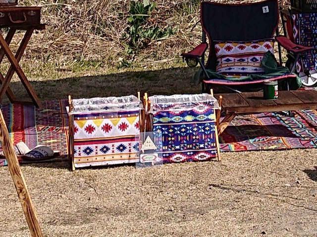 画像: 【ゴミ箱DIY】キャンプ場をクリーンに。インドアでもアウトドアでも★お洒落なゴミ箱を100均材料でDIY ♪ - ハピキャン(HAPPY CAMPER)