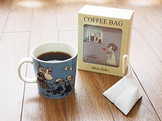 画像3: キャンプのコーヒー&ティータイムにおすすめ! 変わり種ドリップバッグ5選