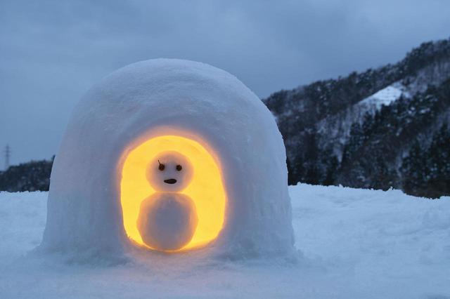 画像: 【雪中キャンプ】子供と一緒に雪遊び!綺麗な雪だるま・かまくらを作るポイントを解説 - ハピキャン(HAPPY CAMPER)