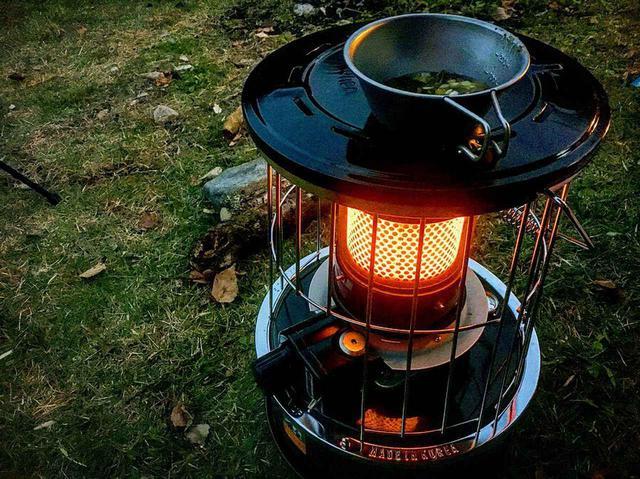 画像: 冬キャンプにおすすめ新型アルパカストーブ『TS-77A』 機能や魅力を詳しく紹介! - ハピキャン(HAPPY CAMPER)