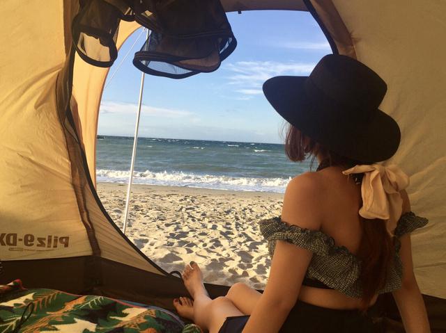 画像: 【簡易テントのおすすめポイント4つ】キャンプだけでなく家でも使える! ピクニックや海水浴にも◎