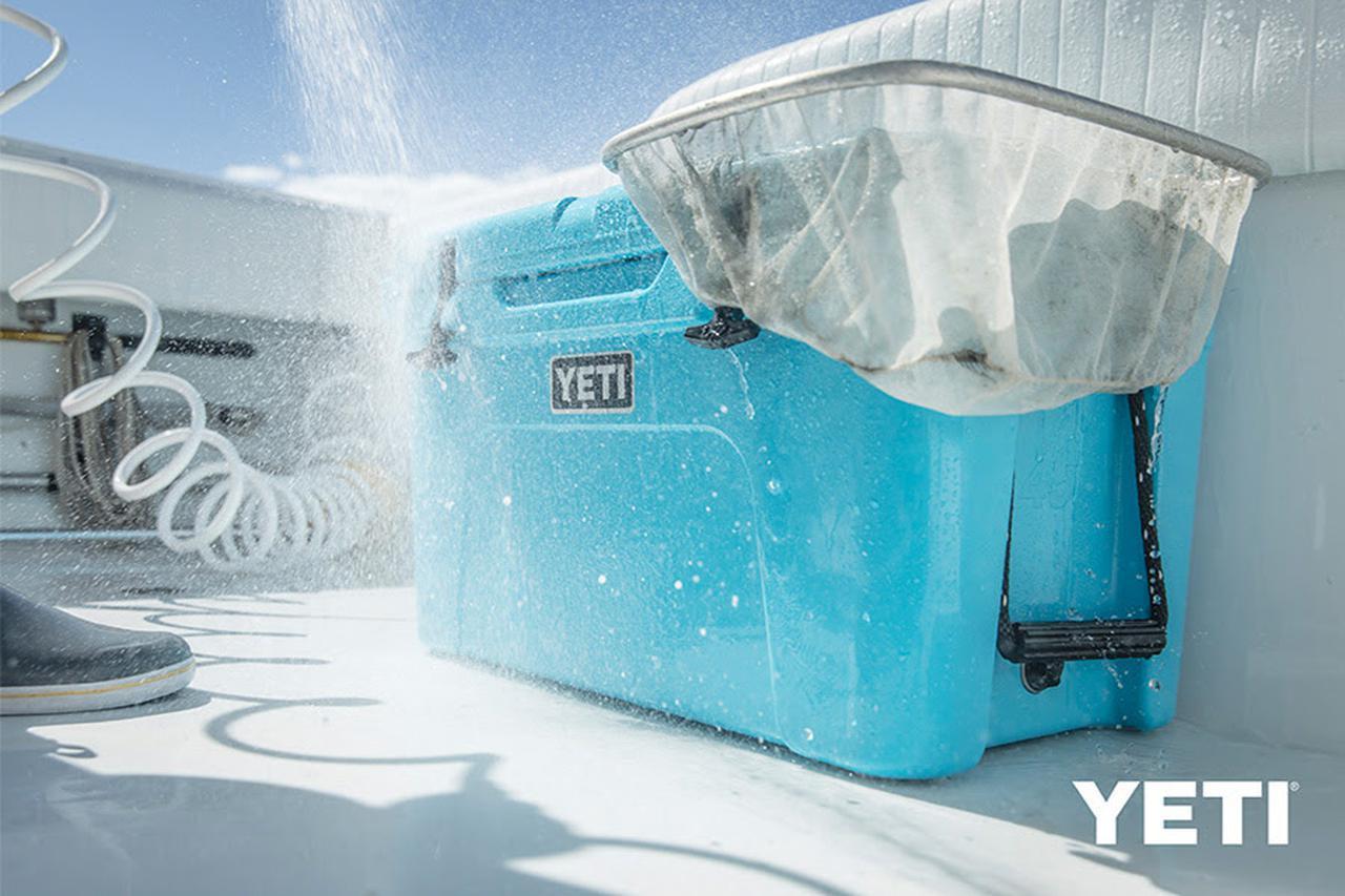 画像: 【注目リリース】最強クーラーボックス「YETI(イエティ)」がエイアンドエフ(A&F)オンラインにて買えるようになりました! - ハピキャン(HAPPY CAMPER)
