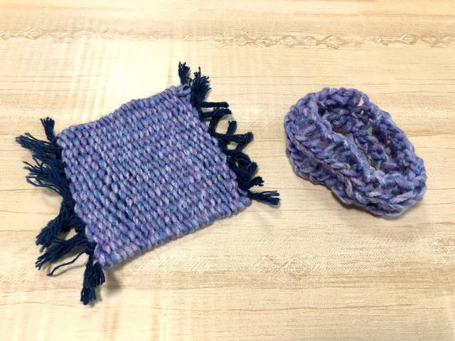 方 の 編み アクリル たわし アクリルたわしの編み図と見本26選♪ハート・いちご・肉球・花のエコたわしを編もう