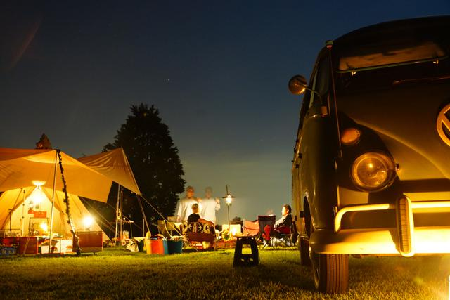 画像: キャンプで広範囲を照らすために必要! 安全対策としても優秀なランタンスタンドをぜひプラスしよう