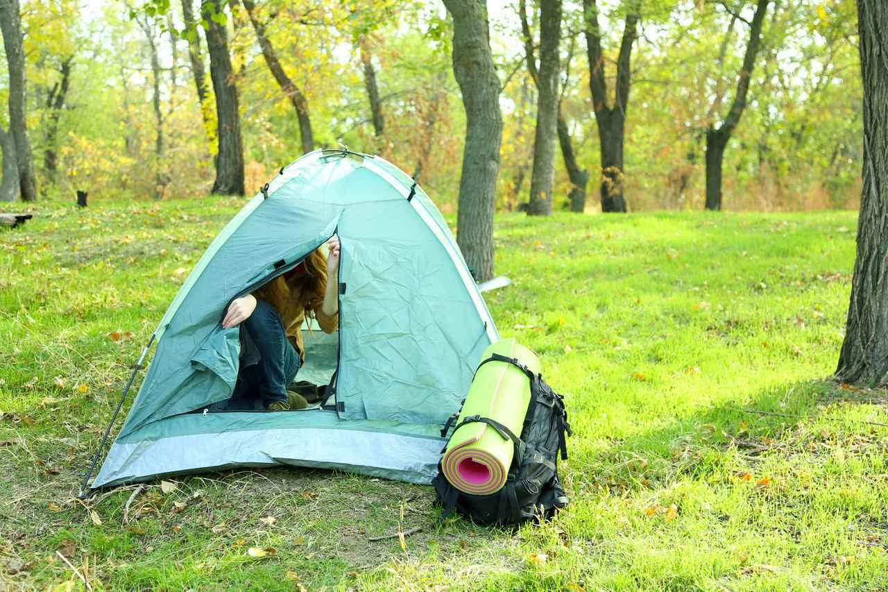 画像: 初めてのソロキャンプ!最低限必要なギア/道具選びのポイント/揃えておきたいアイテム - ハピキャン(HAPPY CAMPER)