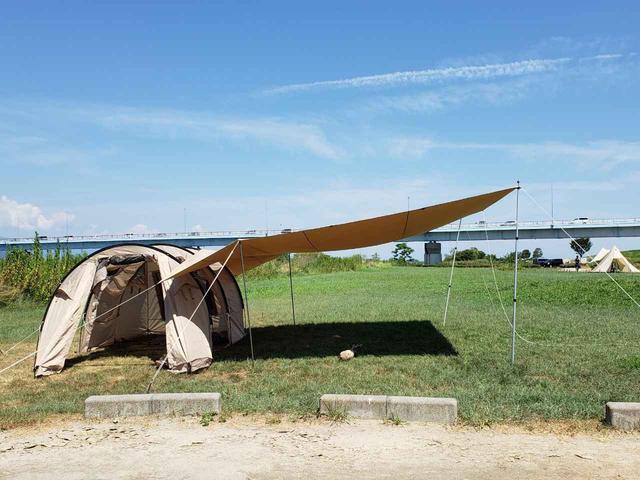 画像: 初心者に本当におすすめできるテントはどれだ!? DOD・ロゴスのテントを徹底比較 - ハピキャン(HAPPY CAMPER)