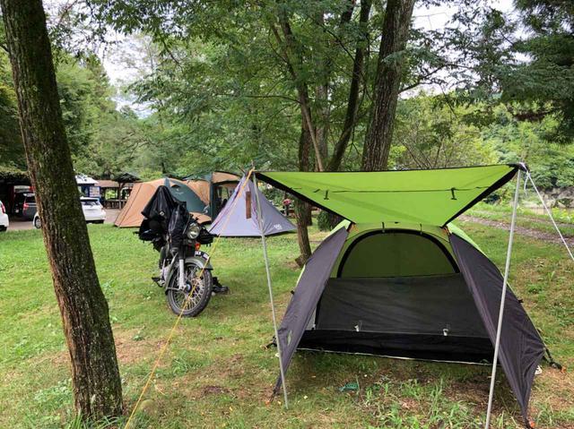 画像: 初心者ソロキャンプのすすめ! テントの選び方とおすすめ3選、付属品解説も - ハピキャン(HAPPY CAMPER)