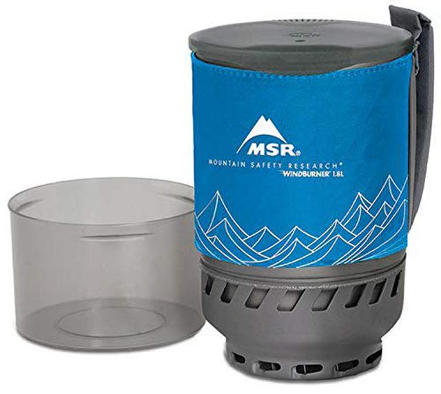 画像2: 【みーこパパ徹底レビュー】最強のお湯沸かしギア! MSRウィンドバーナーパーソナルストーブシステム