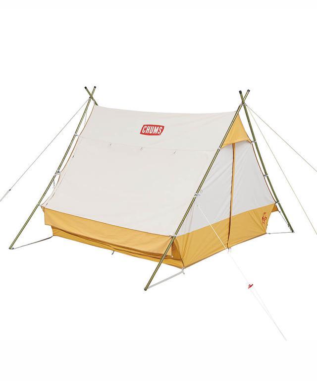 画像1: A Frame Tent T/C 4/エーフレームテントT/C 4(テント|タープ)(Free カラーなし): キャンプ用品|CHUMS(チャムス)|アウトドアファッション公式通販