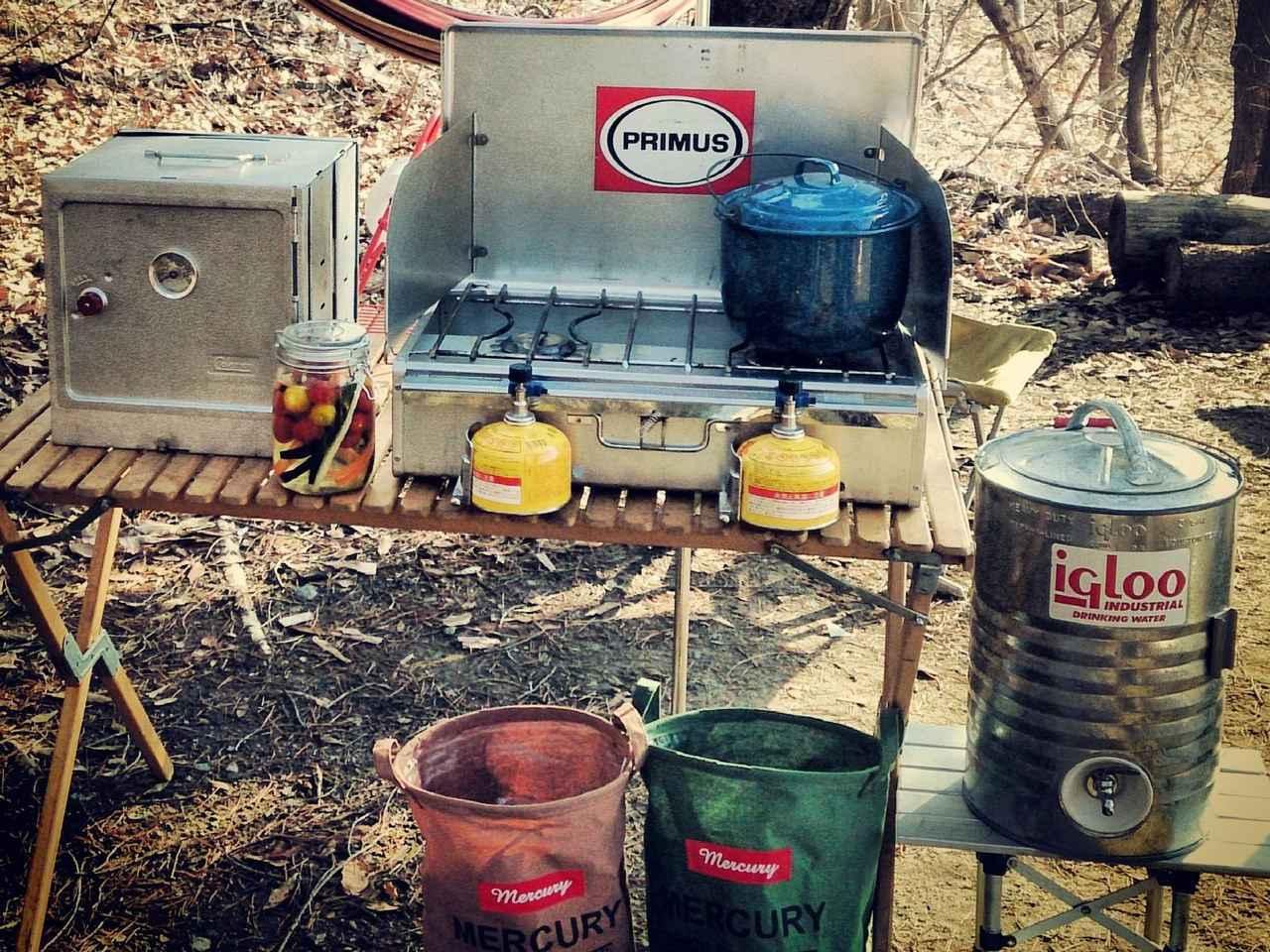 画像: おしゃれなゴミ箱があるだけでキャンプの快適さが段違い! タイプ別に探すのがおすすめ