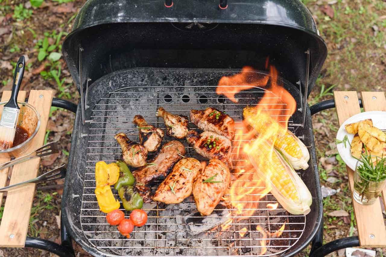 画像: BBQ(バーベキュー)で美味しい焼きとうもろこしを作るコツ