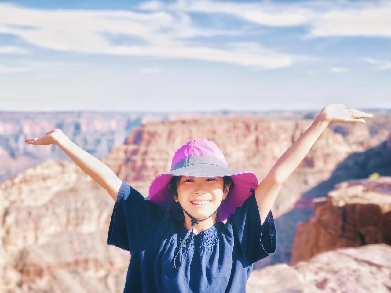 画像: 【帽子】メリット2:「日焼け対策」 通気性の良いものを選ぼう!