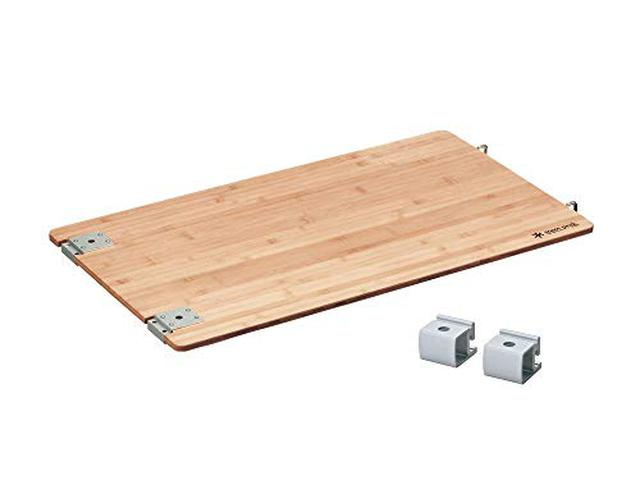 画像4: スノーピークのテーブル「エントリーIGT」はベランピング向き! 自由なカスタマイズでBBQも
