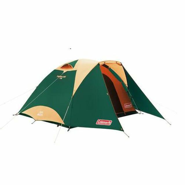 画像3: キャンプ初心者のファミリー向け! 家族の人数別におすすめのドームテント7選をご紹介