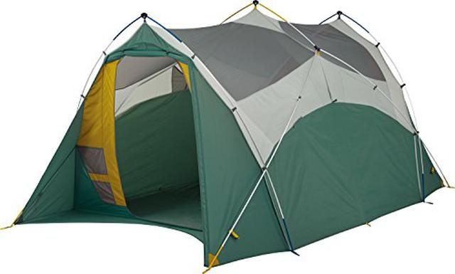 画像4: キャンプ初心者のファミリー向け! 家族の人数別におすすめのドームテント7選をご紹介
