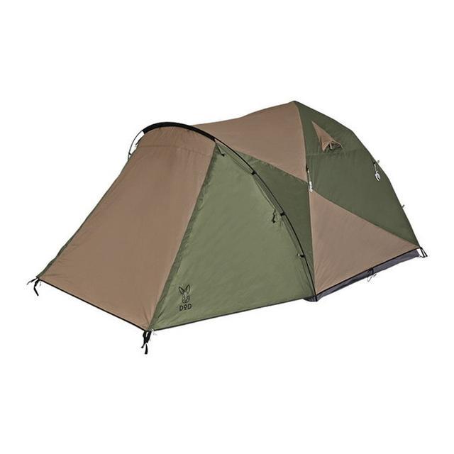 画像1: キャンプ初心者のファミリー向け! 家族の人数別におすすめのドームテント7選をご紹介