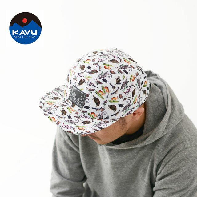 画像1: ハットやキャップ(cap)など、KAVU(カブー)2020春の新作帽子が目白押し!