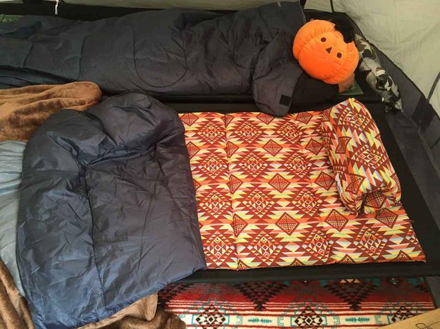 画像: 【ライター直伝】冬キャンプの睡眠対策! おすすめの寝袋&寝る時の服装をご紹介 - ハピキャン(HAPPY CAMPER)