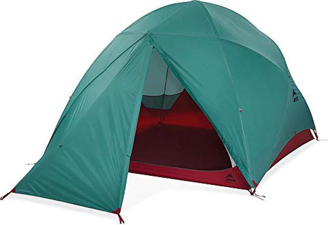 画像2: キャンプに必須! MSR(エムエスアール)のファミリーテント&ワンポールテント
