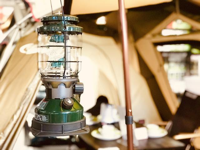 画像: キャンプで使われているランタンの種類と燃料や特徴~LED・ガソリン・ガス・オイル~