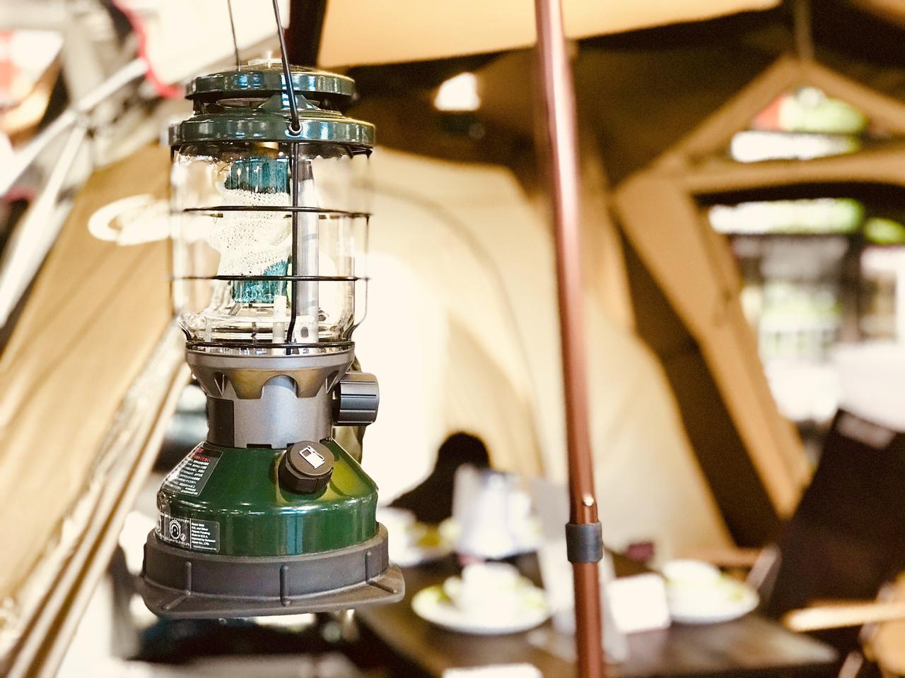 画像: 【キャンプ用ランタン】種類・燃料・特徴を徹底解説! LED・ガソリン・ガス・オイル 初心者必見!