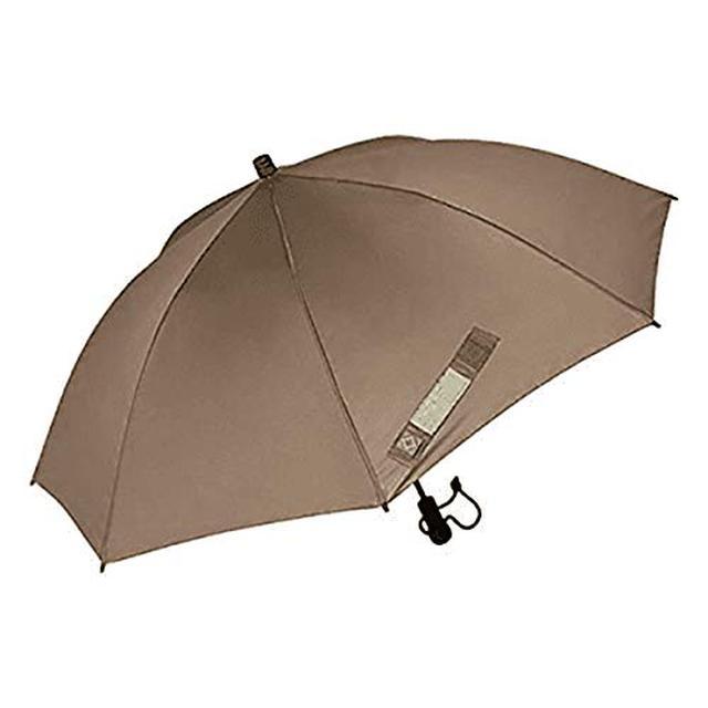 画像2: アウトドアブランドの傘は丈夫で日常使いもおすすめ! 厳選アウトドアアンブレラ8選