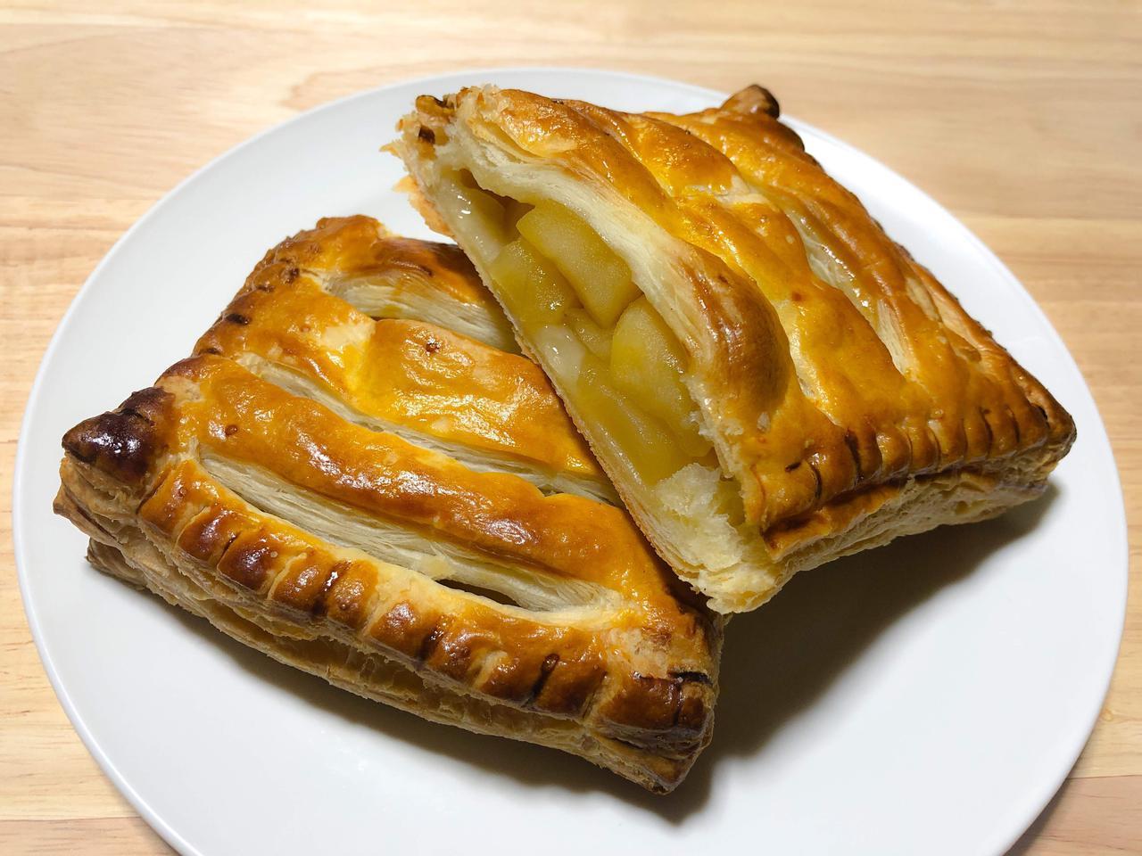 画像: 【レシピ公開】サクサクアップルパイの作り方 パイシートとパイ生地から作る方法2選 - ハピキャン(HAPPY CAMPER)