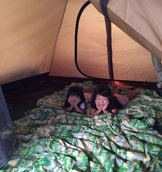 画像: 【メリット1】テントの中でも快適! 子どもも過ごしやすい◎