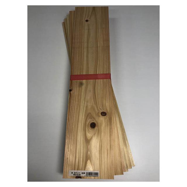 画像2: 【キャンプ用まな板をDIY】包丁も収納できるカッティングボードを自作しよう!