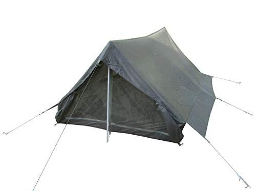 画像3: 【レビュー】軍用テント「F1テント」を紹介 ソロキャンプにおすすめな軍用アイテムも!