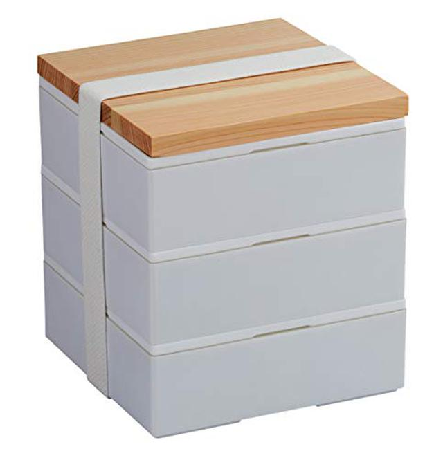 画像1: 【おすすめお弁当箱】オシャレな弁当箱で行楽を楽しもう! 人気のランチボックス特集