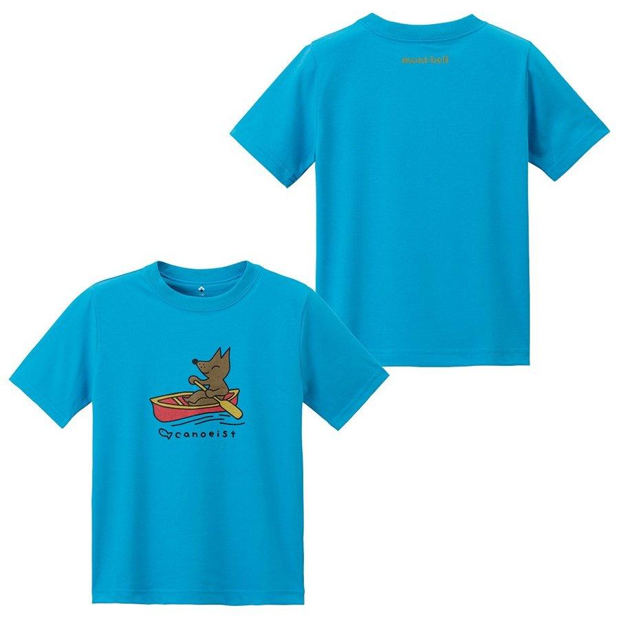 画像4: 【レビュー】モンベルの「ウイックロンTシャツ」は梅雨や夏に最適! 驚異の速乾&通気性で快適