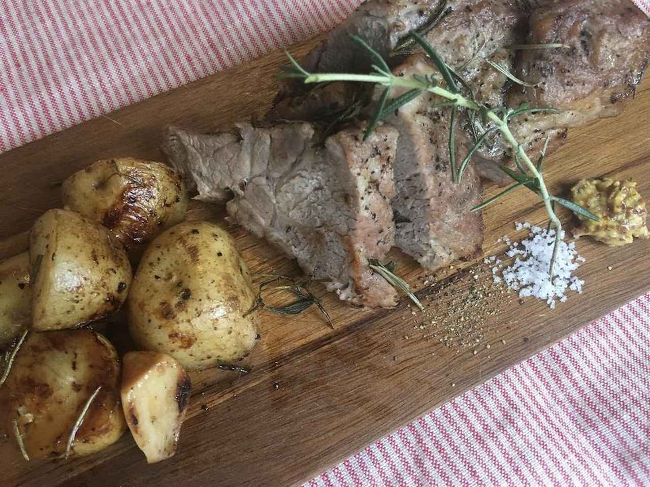 画像: 【新じゃがの春レシピ3選】カリカリベーコンサラダや丸ごとフライ、豚塊肉のロースト - ハピキャン(HAPPY CAMPER)