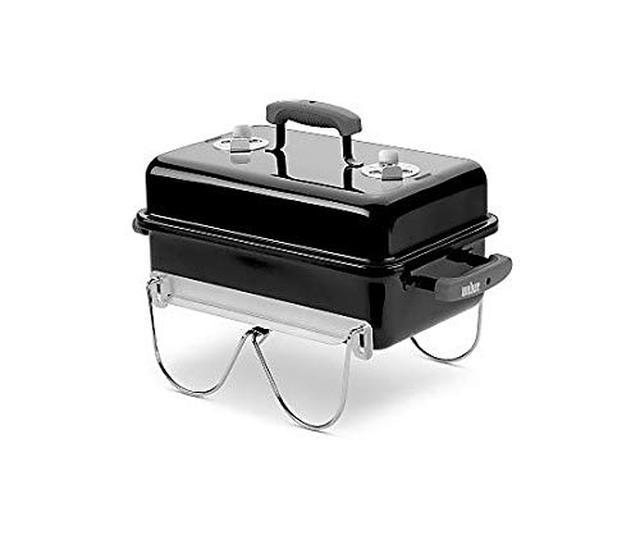 画像1: 【筆者愛用】Weber(ウェーバー)の小型グリルが最高! バーベキューで肉&野菜をおいしく焼くコツも紹介