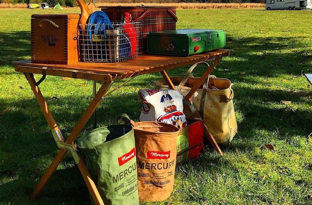 画像: おしゃれなキャンプ用ゴミ箱のおすすめ5選! マナーを守ってスマートに見せるテク - ハピキャン(HAPPY CAMPER)