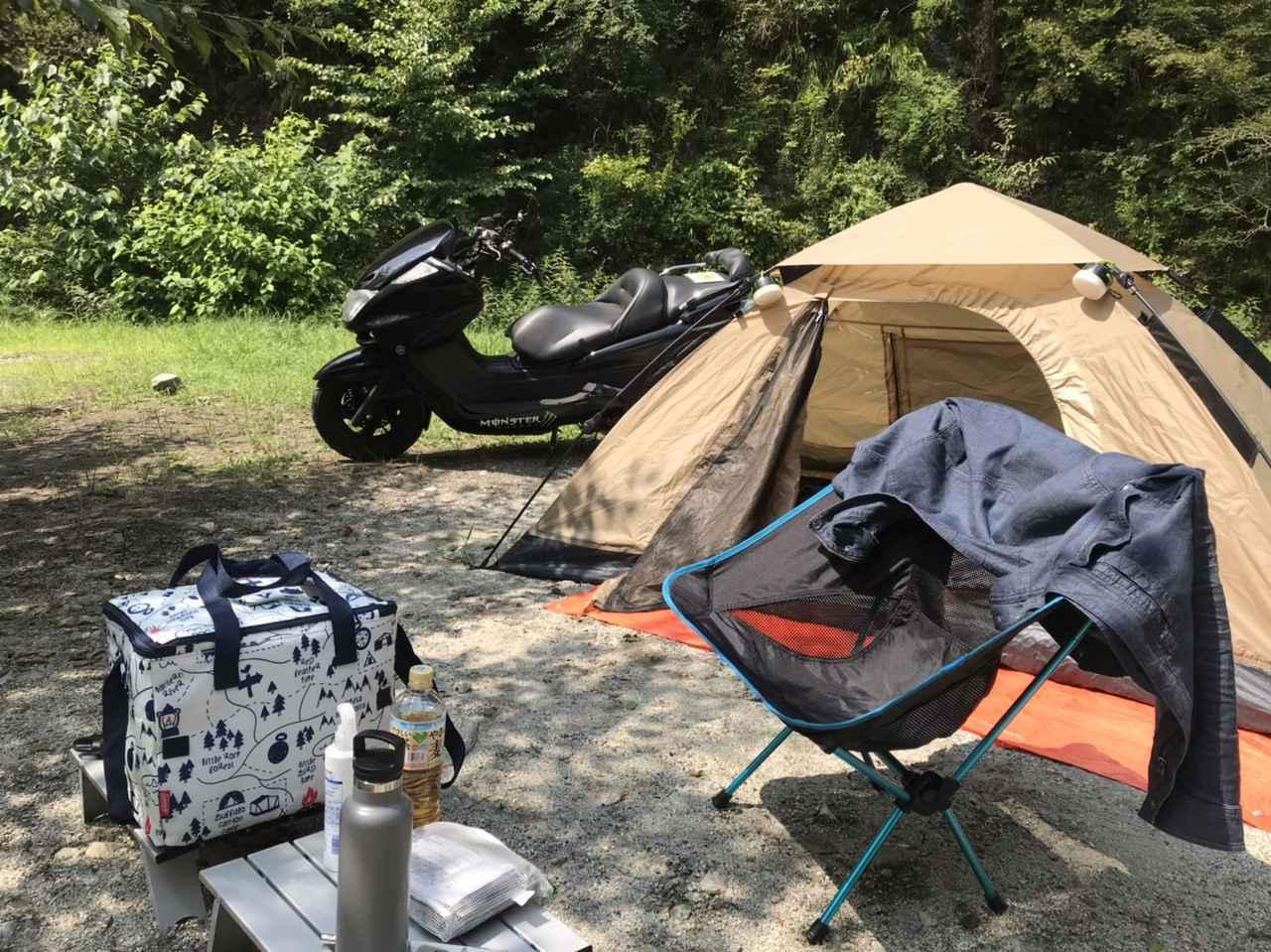 画像: ソロキャンプするならどのテントがおすすめ? 定番から入門者向けまで8つご紹介 - ハピキャン(HAPPY CAMPER)